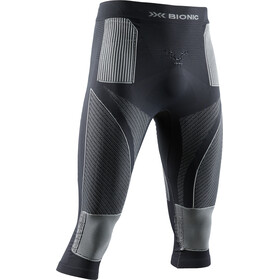 X-Bionic Energy Accumulator 4.0 3/4 Pants Men charcoal/pearl grey